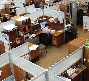 Bureaux administratifs